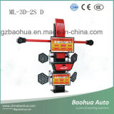 Ausrichtungs-Maschinen-Serie des Rad-3D