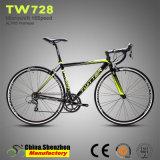 16speed bicyclette en aluminium de route urbaine de roue du bâti 700c