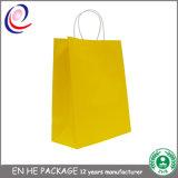2017 sacchi di carta di lusso del commercio all'ingrosso del sacchetto di elemento portante di carta con la maniglia