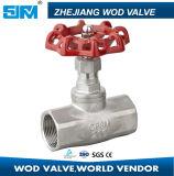 Reducción de la presión de acero inoxidable de la válvula de globo