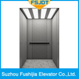 Лифт пассажира украшения емкости 1600kg роскошный без комнаты машины