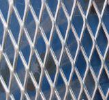 Acero galvanizado de alta resistencia Plancha plana de diamante expandida