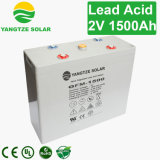 Lead Acid 2V 1500ah Solar Battery Storage