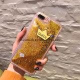 iPhone 6s를 위한 액체 모래 세포 또는 이동 전화 케이스