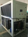 élément portatif refroidi par air de refroidisseur d'eau 18000kcal pour des machines de soudure