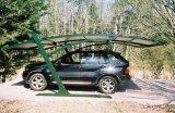 Autoparkplatz-Qualitäts-Membrane Singel Doubel Garten