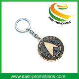 상표 로고를 가진 주문을 받아서 만들어진 금속 Keychain
