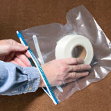 Die direkte Fabrik geben 50mm selbstklebendes das Fiberglas-Ineinander greifen-Band an