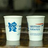 Remplaçable biodégrader la cuvette de papier de vol chaud de ligne aérienne