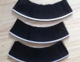Balai en nylon de bande de constructeur professionnel de la Chine avec le support en plastique