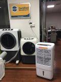Ventilador evaporativo de la refrigeración por aire con el anión y la función de la bruma