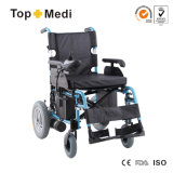 Prix ​​à bas prix Handicapés Foldable Power Electric Wheelchair