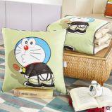 2 في 1 [مولتي-فونكأيشن] قطن [لينن] وسادة أريكة [ثروو بيلّوو] غطاء جدي غطاء