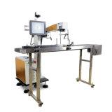 Os componentes eletrônicos da venda quente voam a máquina da marcação do laser