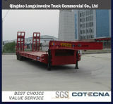 De la Chine de l'usine 3 des essieux 30t-46t de bâti remorque inférieure semi