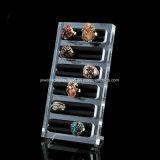 Bracelets en acrylique Bagues Présentoir Magasin de bijoux Organiseur de porte-objets
