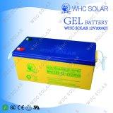 Bateria por atacado do gel da bateria solar 12V200ah da longa vida