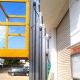elevación hidráulica aislador de los 8m para el uso etc. del taller y del almacén