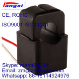 Transformateur de courant à noyau divisé miniature / capteur de courant ultramicro