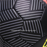 Unicité Cool Black Good Stitched Soccer Ball