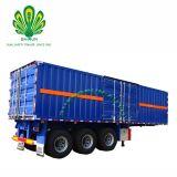 3 essieux marque Shengrun Van côté ouvert semi/remorque de camion