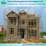 Medidor prefabricada Casa de casa prefabricadas de acero ligero Villa