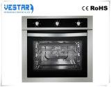Nahrungsmittelmaschinen-eingebauter Ofen des Toast-220V für Verkauf