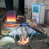 Macchina termica di brasatura di induzione della saldatura del tubo di rifornimento della fabbrica