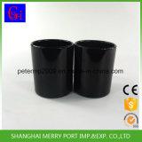 Poignée rouge 360ml Plastique tasse à café/cups