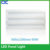 600X1200mm de LEIDENE van Ce 60W LEIDENE van het Comité Lichte Verlichting van het Comité
