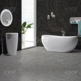 Tina de baño libre de piedra artificial de las mercancías de los accesorios sanitarios del cuarto de baño (170920)