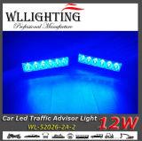 Высокая мощность 12 светодиод аварийного дорожного движения в Service Advisor