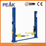 4.5t Capacity 2 post office dual Safety LOCK garage equipment (210)