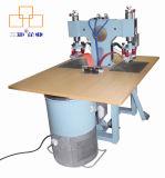 5kw de Machine van het Lassen van de hoge Frequentie voor het Embleem van de Schoenen van het Bovenleer van Schoenen, Goedgekeurd Ce