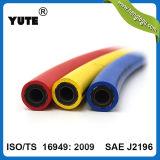 Yute profesional flexible de goma de 5,5 mm de la manguera de carga útil de HVAC