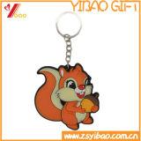 Customed Logo PVC Keychain Souvenir