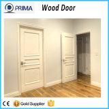 Peinture de la conception de la porte en bois de placage