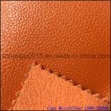 Cópia de couro de microfibras de alta qualidade para calçados Material PU