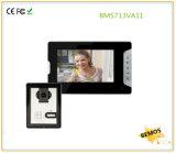 7 Zoll-videotür-Telefon-Türklingel mit Nachtsicht der Wechselsprechanlage-1-Camera 1-Monitor