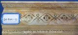 Techo popular de la cornisa del picosegundo del árabe que moldea para la decoración del panel de pared
