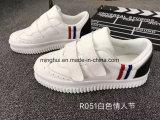Chaussures d'espadrille d'approvisionnement d'usine avec les meilleures chaussures de sport de qualité