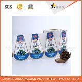 Venta precio de la etiqueta impresa en papel de servicio de impresión de etiquetas autoadhesivas adhesivos