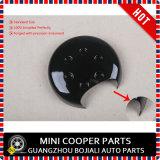 De gloednieuwe ABS Plastic UV Beschermde Sportieve Gele Stijl van de Kleur van Union Jack met Dekking de Van uitstekende kwaliteit van de Tachometer voor Mini Cooper R50~R61