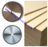 El Tct circular vio la lámina para el corte de Wooding