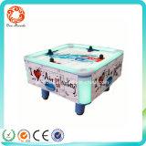 熱い販売の硬貨によって作動させる子供の空気ホッケーの試合機械