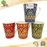 Nuova tazza di ceramica di Cina di osso con la riga della banda