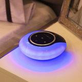 Draagbare Draadloze Bluetooth 4.2 Spreker en LEIDENE Lichte Lamp met Lichte Sensor van de Aanraking van de Kwaliteit de Correcte, Hoogstaande