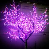 Artificial Cherry Blossom Iluminação LED Iluminação Decorações de luz