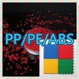 Plastic Rood Polypropyleen Masterbatch voor de Rang van de Injectie