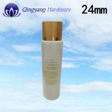 24mm Plastikwasser-Emulsion-Flasche mit Aluminium-Plastik bedeckt 240ml mit einer Kappe